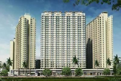 Gallery Cover Image of 460 Sq.ft 1 BHK Apartment for buy in Thane West for 5800000