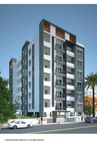 Gallery Cover Image of 940 Sq.ft 2 BHK Apartment for buy in MANNAT, Vivek Nagar for 5530000