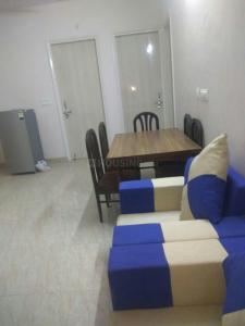 Living Room Image of Apna Home PG in Sector 48