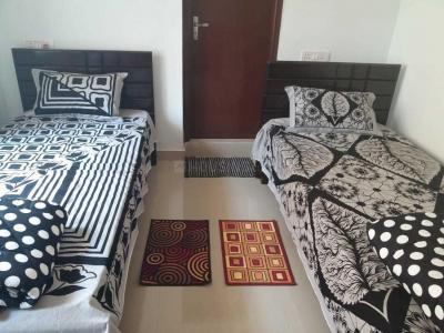 Bedroom Image of Kanan PG in Bommanahalli