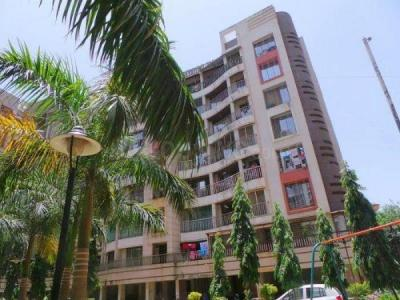 Gallery Cover Image of 975 Sq.ft 2 BHK Apartment for rent in Solitaire Society, Mira Road East for 17500