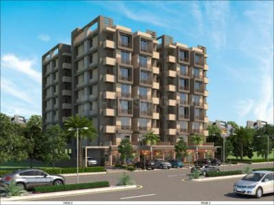 Gallery Cover Image of 702 Sq.ft 1 BHK Apartment for buy in Aslali for 1417000