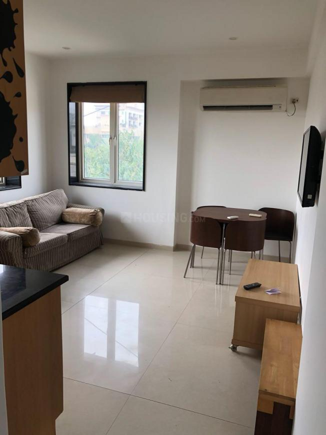 Living Room Image of 500 Sq.ft 1 BHK Apartment for rent in Bandra West for 68000