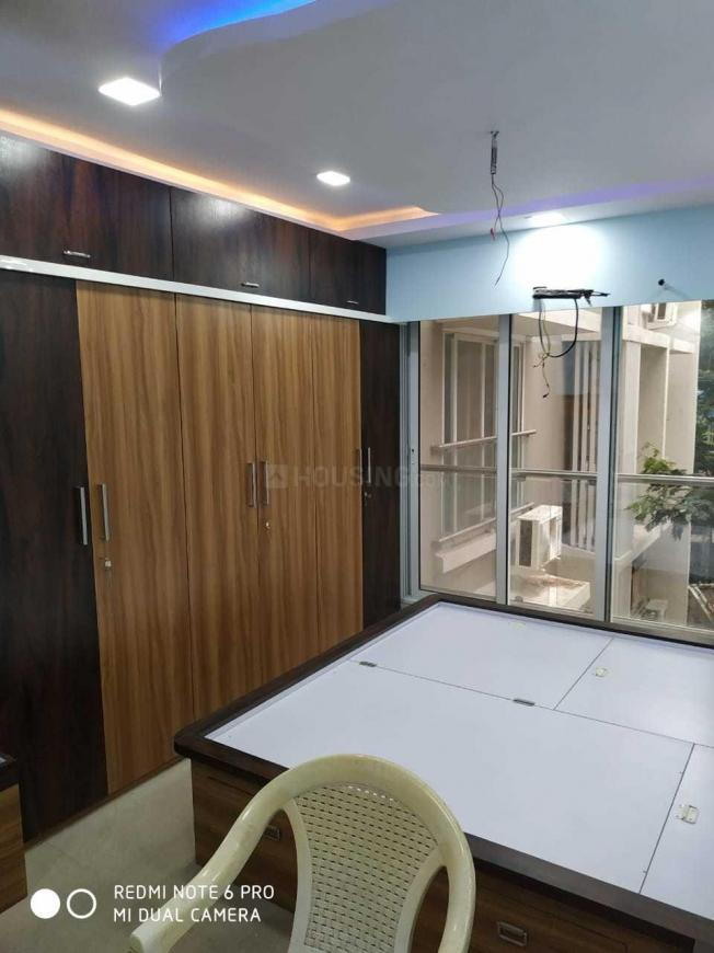 Bedroom Image of 650 Sq.ft 1 BHK Apartment for rent in Andheri East for 42000