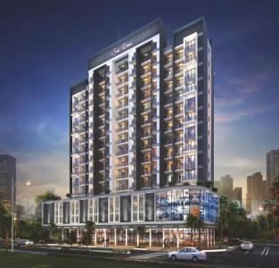 Gallery Cover Image of 710 Sq.ft 1 BHK Apartment for buy in Greater Khanda for 5900000