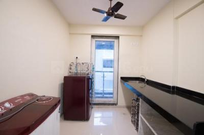 Kitchen Image of Parshwa Construction's Nest 4 in Santacruz East