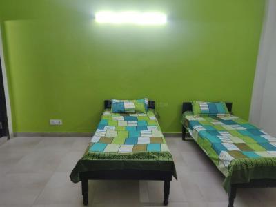 Bedroom Image of Star Girls PG Noida Sector 27 8851888195 in Sector 27