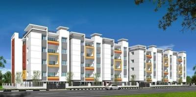 Gallery Cover Image of 1250 Sq.ft 2 BHK Apartment for buy in Hanumantha Nagar for 4375000