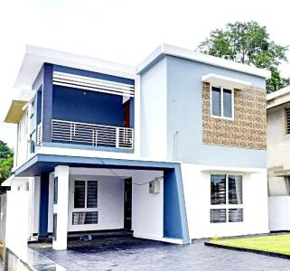 Gallery Cover Image of 1550 Sq.ft 3 BHK Independent House for buy in Kalpathy for 5219000