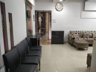 Gallery Cover Image of 1050 Sq.ft 2 BHK Apartment for rent in Omkar Veda Exclusive, Parel for 70000