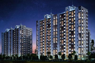Gallery Cover Image of 1020 Sq.ft 2 BHK Apartment for buy in Saarrthi Savvy Homes 2, Hinjewadi for 5400000