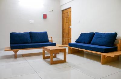 Living Room Image of 2 Bhk In Vmr Gemine in HBR Layout
