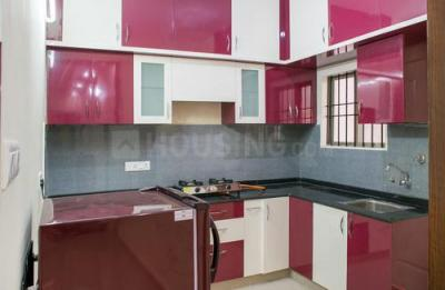 Kitchen Image of 3 Bhk In Purvi Pristine in Whitefield