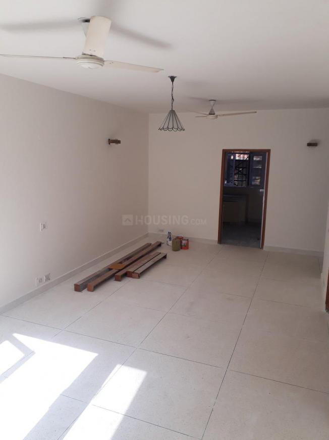Living Room Image of 1400 Sq.ft 3 BHK Independent Floor for rent in Lajpat Nagar for 43000