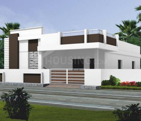 Building Image of 960 Sq.ft 2 BHK Independent House for buy in S P Raju Parkview, Aditya Nagar for 3500000
