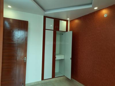 Gallery Cover Image of 480 Sq.ft 1 BHK Independent Floor for rent in Dwarka Mor for 7500
