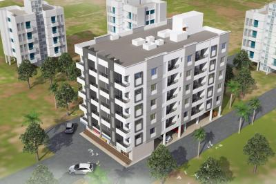 Gallery Cover Image of 860 Sq.ft 2 BHK Independent Floor for buy in Manjari Budruk for 2400000
