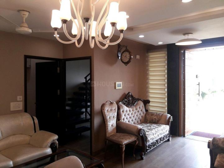 Living Room Image of 900 Sq.ft 3 BHK Independent House for buy in Nagla Nagli for 4700000