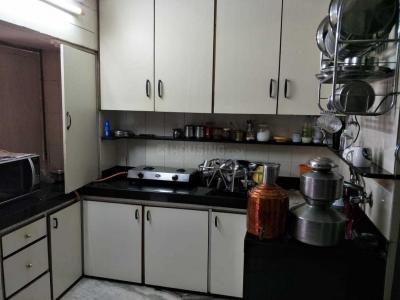 Kitchen Image of Ramesh PG in Mulund West