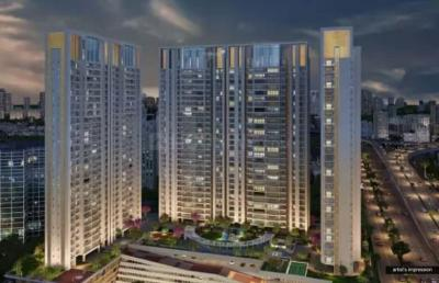 Gallery Cover Image of 1566 Sq.ft 3 BHK Apartment for buy in Thane West for 31800000