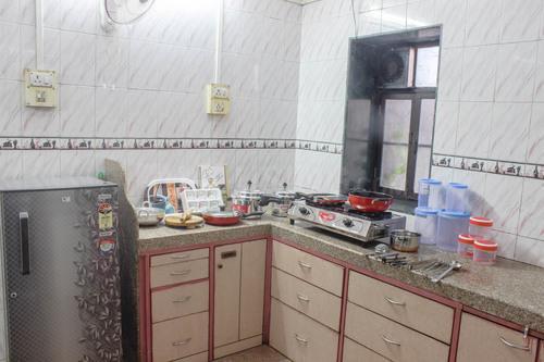 Kitchen Image of F21 Sameer Chs Belapur in Belapur CBD