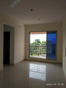 Gallery Cover Image of 700 Sq.ft 1 BHK Apartment for rent in Ghansoli for 14500