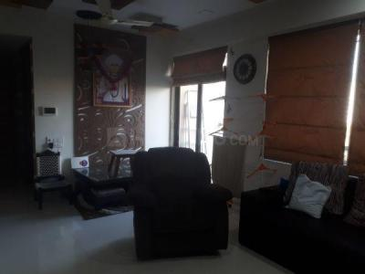 Gallery Cover Image of 1260 Sq.ft 2 BHK Apartment for rent in Gurukul for 35000