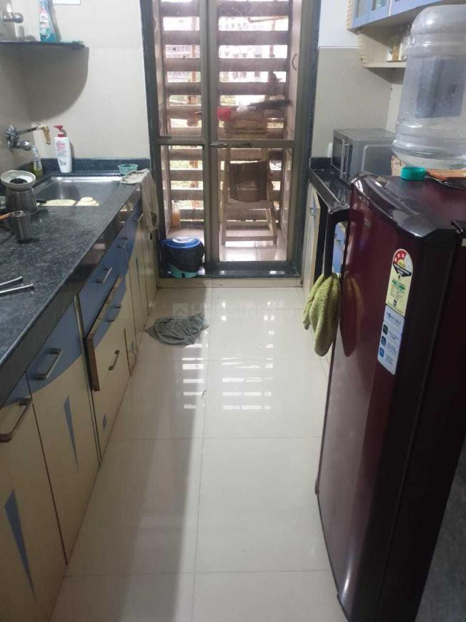 Kitchen Image of 930 Sq.ft 3 BHK Apartment for rent in Ghatkopar East for 80000