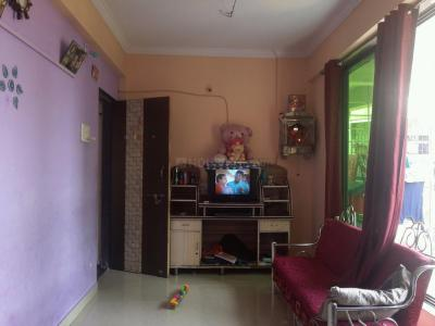 Gallery Cover Image of 600 Sq.ft 1 BHK Apartment for rent in Kopar Khairane for 10000