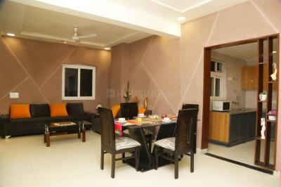 Gallery Cover Image of 1346 Sq.ft 3 BHK Apartment for buy in Pushpanjali Seasons, Dayal Bagh for 5750000