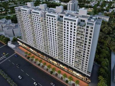Gallery Cover Image of 1147 Sq.ft 2 BHK Apartment for buy in Bavdhan for 6900000