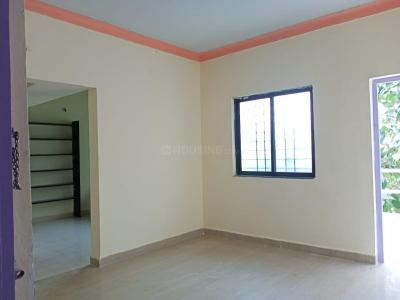 Gallery Cover Image of 700 Sq.ft 1 BHK Apartment for rent in Pimple Nilakh for 8500
