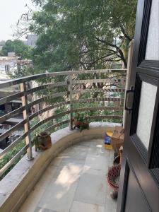 Balcony Image of PG 5027795 Patel Nagar in Patel Nagar