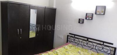 Bedroom Image of Milind PG in Hinjewadi