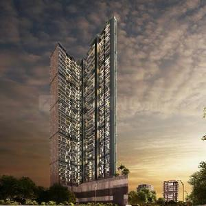 Gallery Cover Image of 530 Sq.ft 1 BHK Apartment for buy in Paradigm Antalya, Jogeshwari West for 8000000