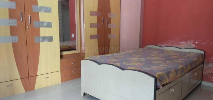 Bedroom Image of 900 Sq.ft 2 BHK Apartment for rent in Kharghar for 17500