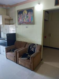 Gallery Cover Image of 700 Sq.ft 1 BHK Apartment for rent in Nerul for 19000