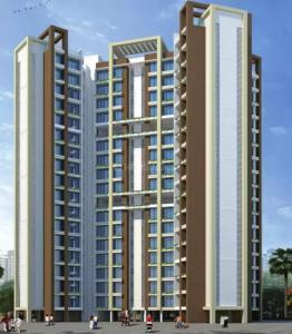 Gallery Cover Image of 521 Sq.ft 1 BHK Apartment for buy in Bhoomi Acres L M Wing, Hiranandani Estate for 7500000