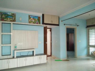 Gallery Cover Image of 1200 Sq.ft 3 BHK Independent Floor for rent in Annapurneshwari Nagar for 22000