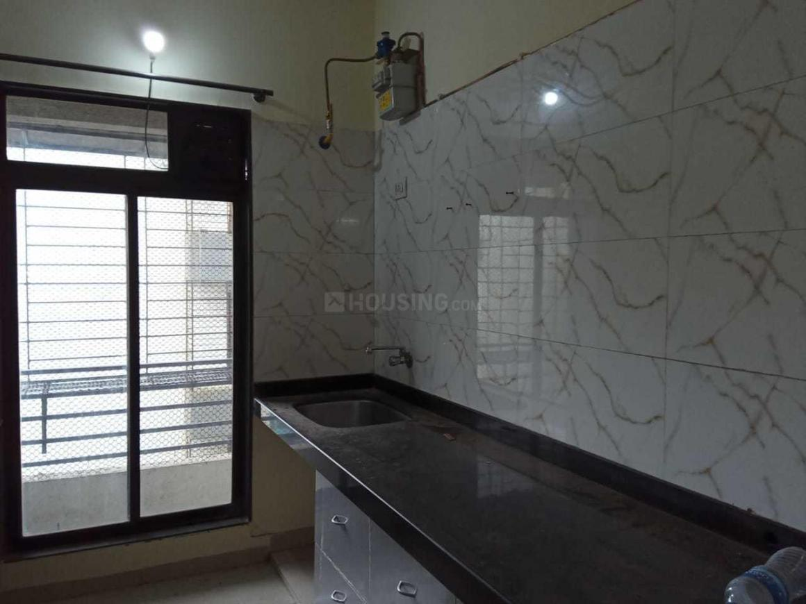 Kitchen Image of 1100 Sq.ft 2 BHK Apartment for rent in Vashi for 28000