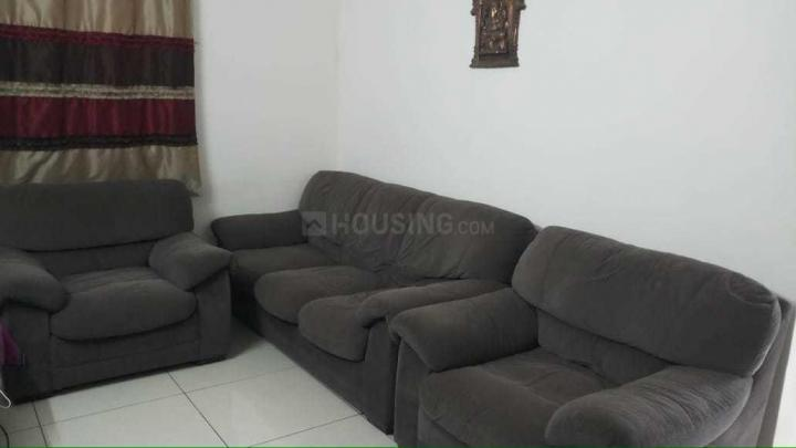 Living Room Image of 1200 Sq.ft 2 BHK Apartment for rent in Peeramcheru for 25000