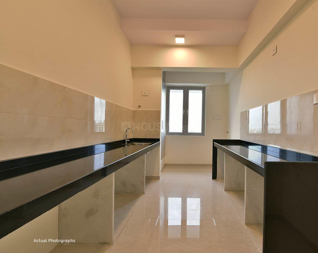 Kitchen Image of 1200 Sq.ft 2 BHK Apartment for buy in Mulund West for 22000000
