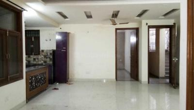 Gallery Cover Image of 1500 Sq.ft 3 BHK Independent Floor for rent in Chhattarpur for 20000
