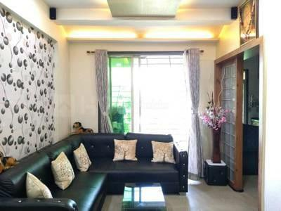 Gallery Cover Image of 850 Sq.ft 2 BHK Apartment for buy in Dombivli West for 5300000
