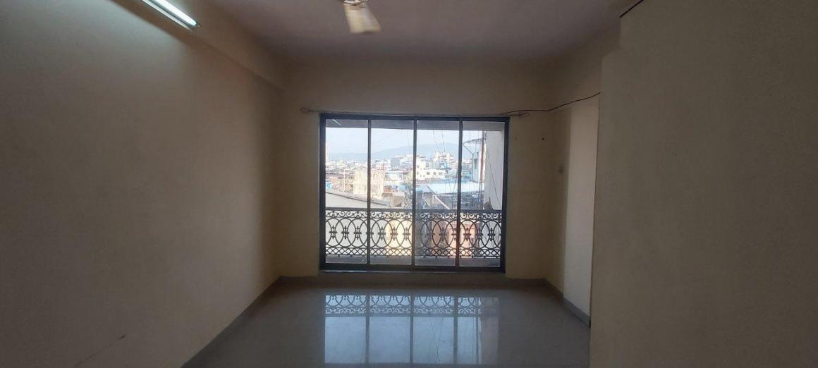 Living Room Image of 730 Sq.ft 1 BHK Independent Floor for buy in Kopar Khairane for 7200000