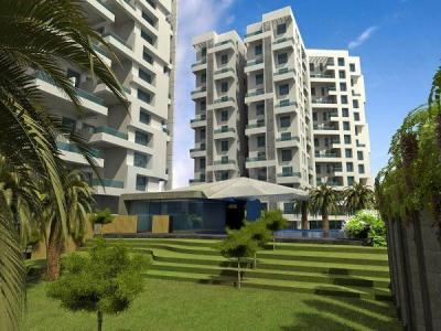 Gallery Cover Image of 1620 Sq.ft 3 BHK Apartment for rent in Shashwati Reflections Building B, Wakad for 25000