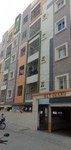 Gallery Cover Image of 1576 Sq.ft 3 BHK Apartment for buy in SLV Grands, Begur for 6300000