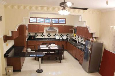 Kitchen Image of Folk Hostel in Kumaraswamy Layout