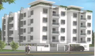 Gallery Cover Image of 1261 Sq.ft 2 BHK Apartment for buy in JS Saritha Elegance, Marathahalli for 5500000