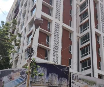 Gallery Cover Image of 1609 Sq.ft 3 BHK Apartment for buy in Orbit Ashwa, Mominpore for 11423900
